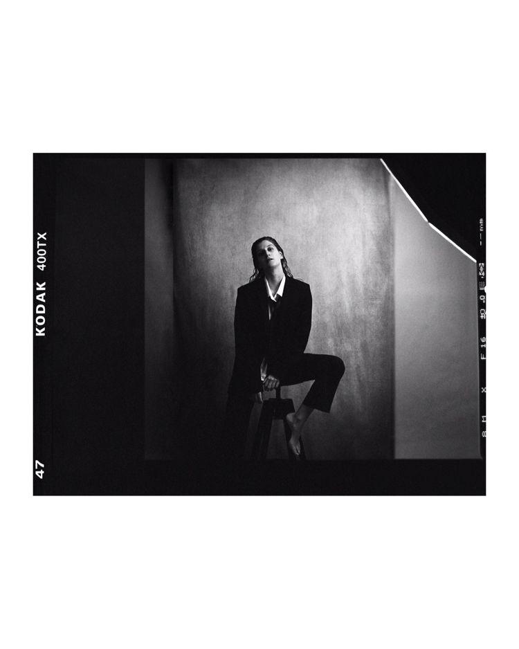 Raquel 120 film - mediumformat, portrait - marc_varez | ello