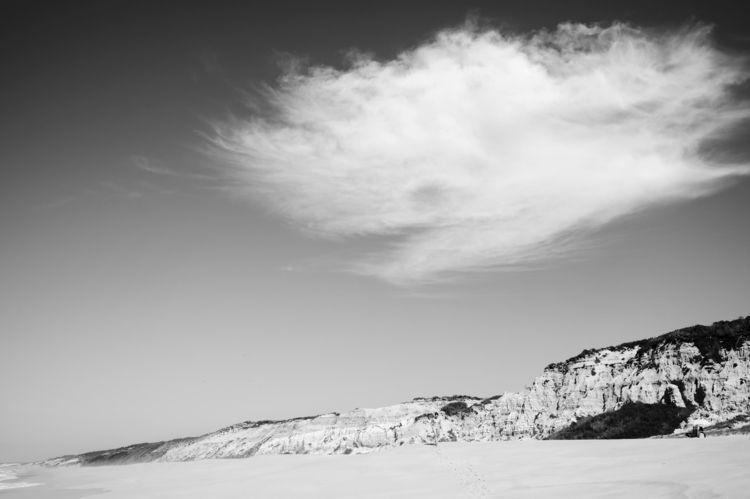 Naked cloud - beach, naked, nu, nudism - arteria_visual | ello
