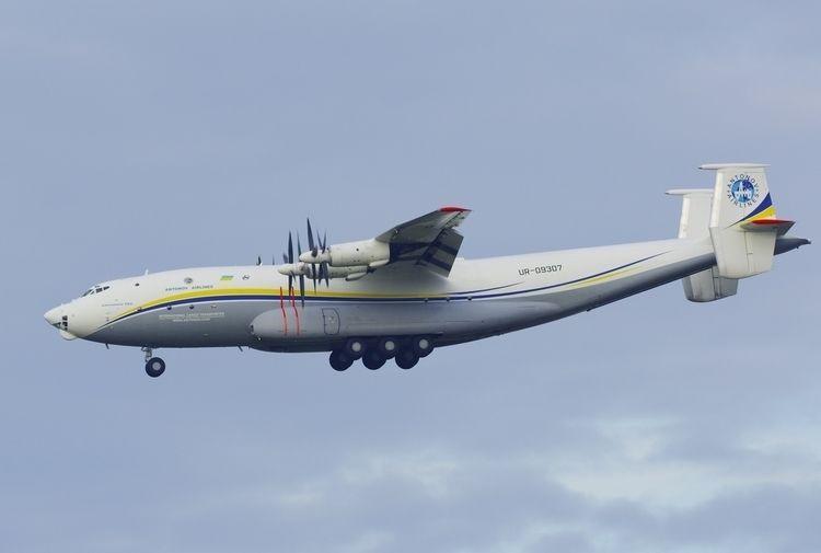 Antonov Airlines UR-09307, 05.1 - brummi | ello
