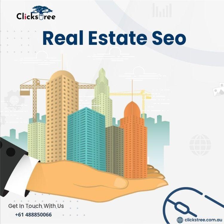 Expert Real Estate SEO Service  - clickstree | ello