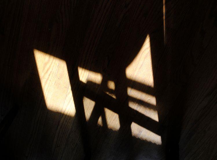 Office chair shadow - photostatguy   ello