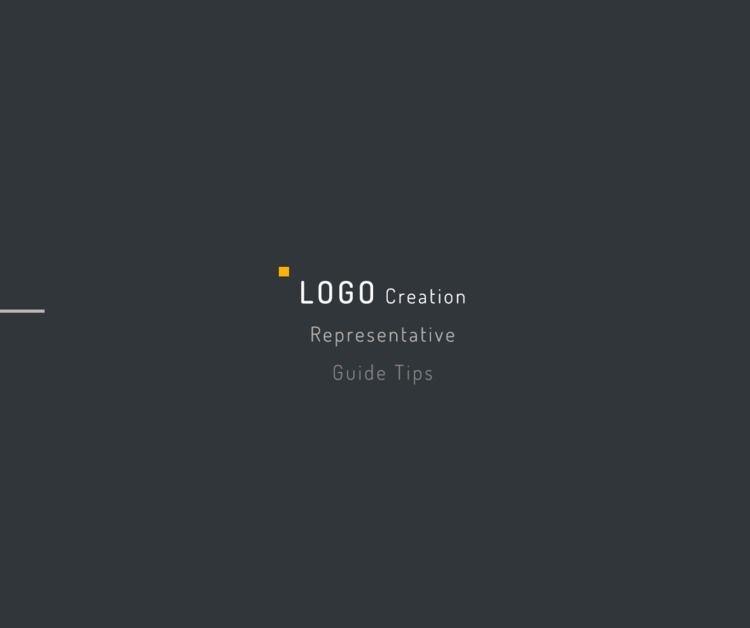 [UI Design] Logo Creation Repre - uiuxthinking   ello