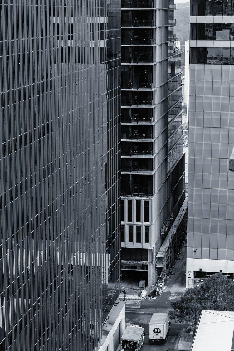 Downtown Austin, Texas. Feb 201 - mrmonkey | ello