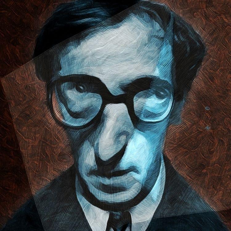 Woody Allen | 2011 :copyright:2 - oscarmitt | ello