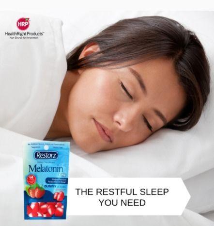 Restorz Restful Sleep Gummies 5 - healthrightproducts   ello