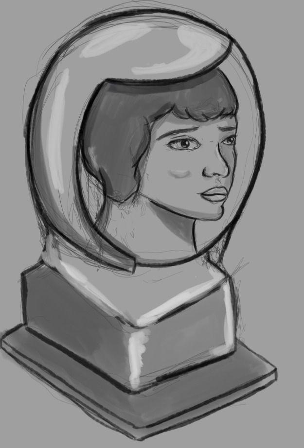 clone astronaut conscience. Peo - learto_ler | ello