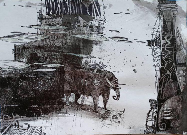elephantcity, elephant, architecture - stanislavazarov   ello