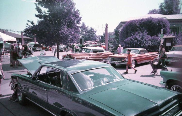 Cars 1) Boulder, Colorado. Purp - boguskarloff | ello