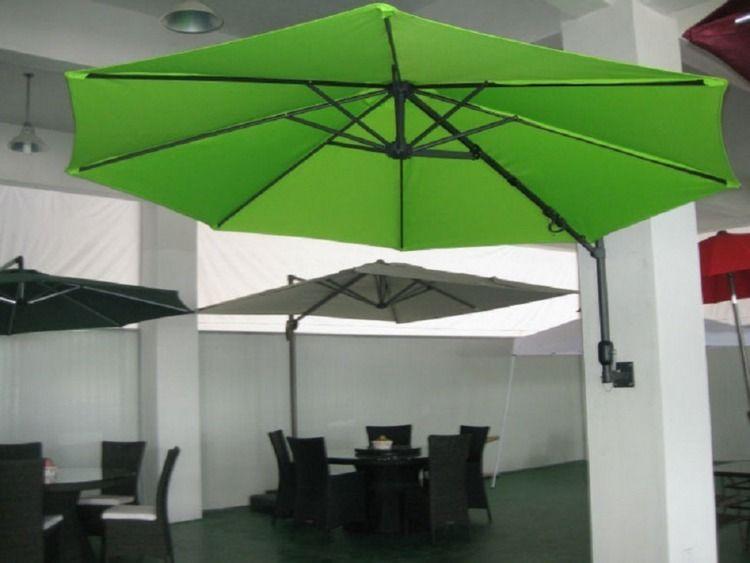 Paraflex Wall-Mounted Umbrella  - osmenfurniture | ello