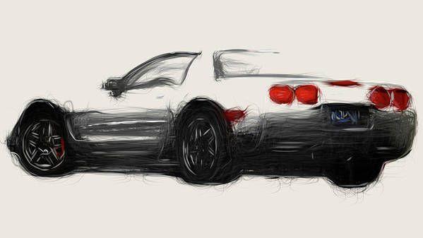 4 chevrolet corvette z06 car dr - carsstoon | ello