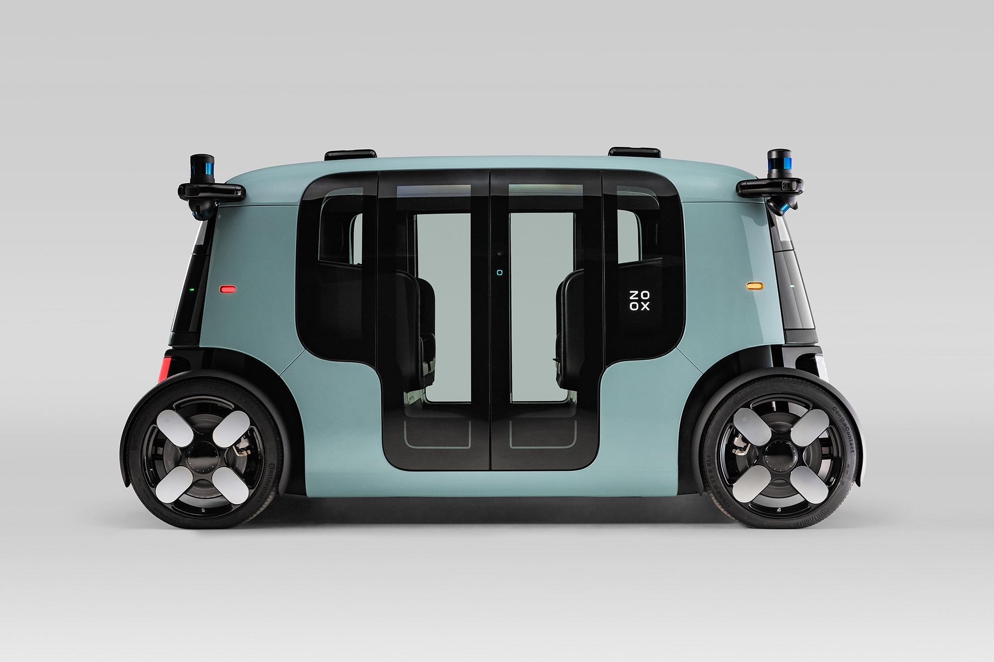 Mobility company Zoox revealed  - weareellectric   ello