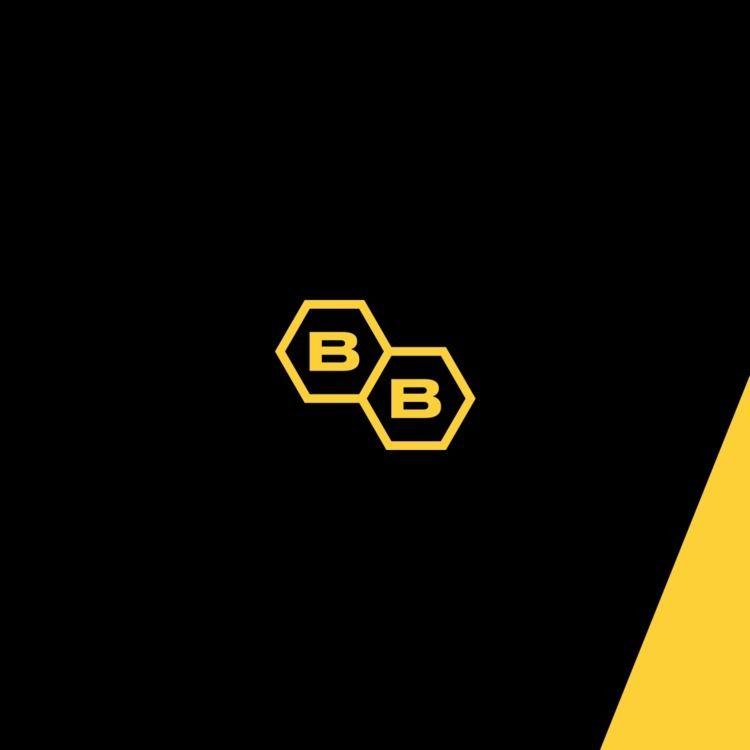 Breaking Bee Logo design - logo - un_quinto | ello