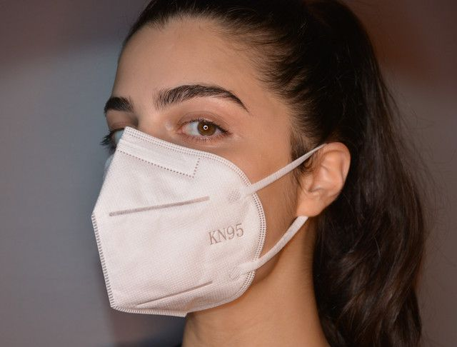 KN 95 Face Masks Disposable - rosestspa | ello