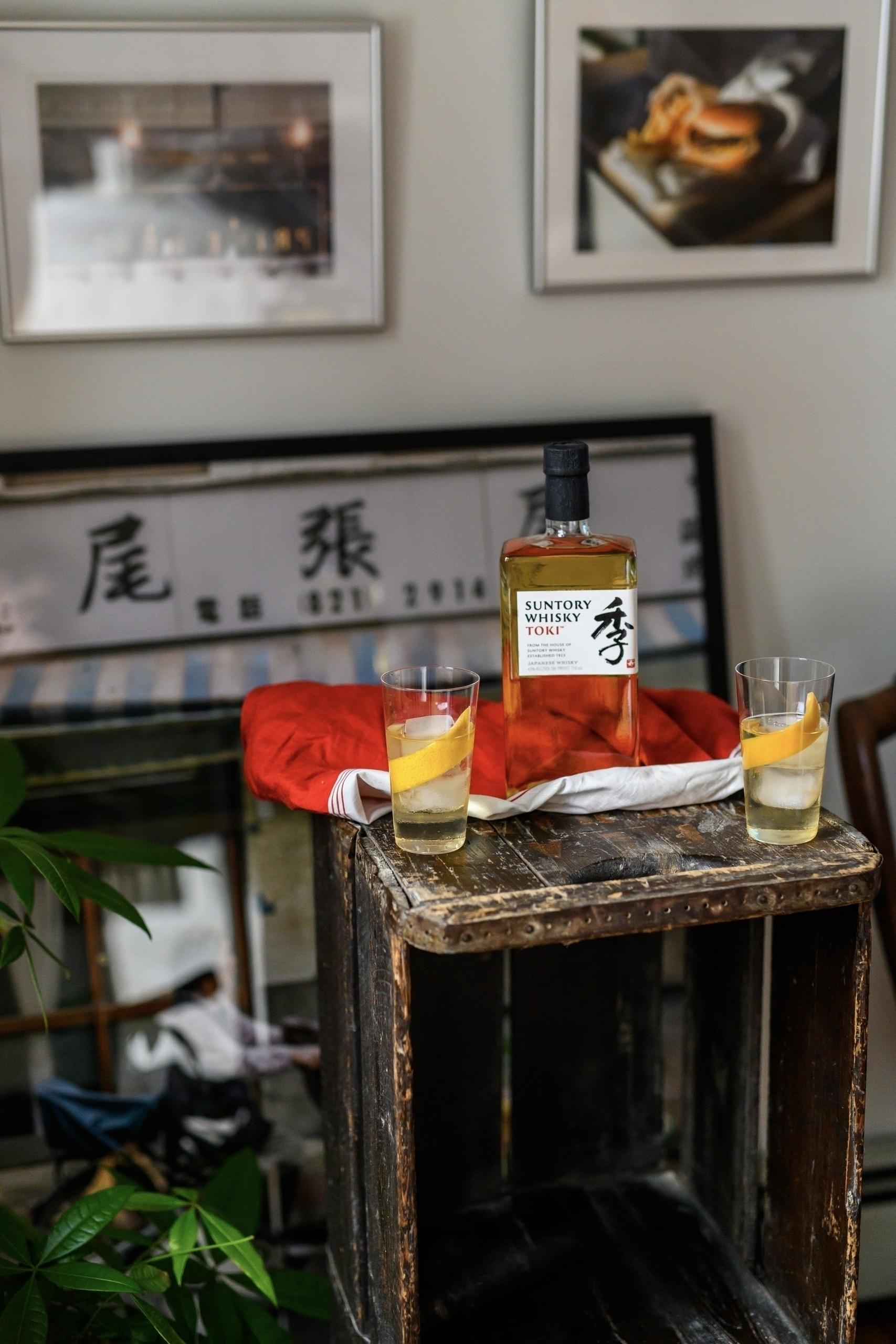 photo-shoot/partnership Suntory - danielkrieger | ello