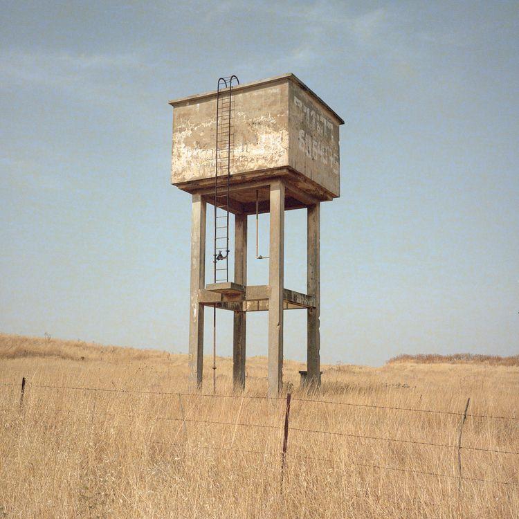 Water tower - side 2, Golan Hei - alon | ello