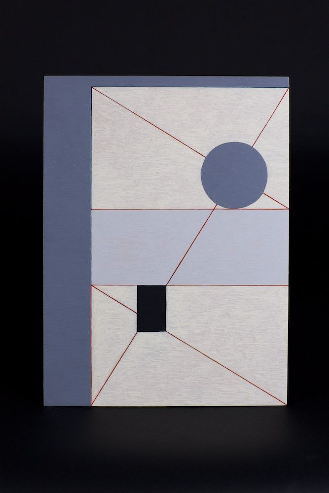 (Oil Plywood, 31.2cm 23cm, Dirk - dirkmarwig | ello
