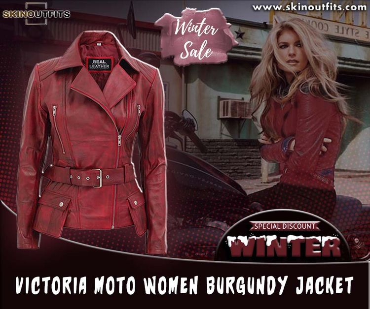 selling item Victoria Moto Wome - skinoufits | ello
