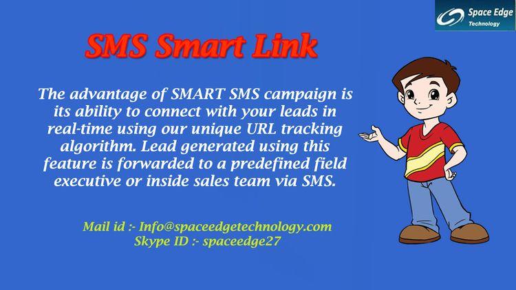 Amazing SMS Smart Link company  - shubhangirawat | ello