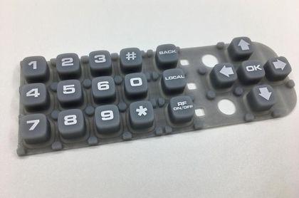 Rubber Silicone Keypads Membran - niceone-tech | ello