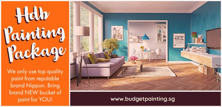 Hdb Painting Package Select Bud - budgetpainting | ello