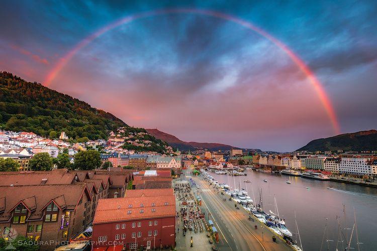 Panorama Bergen Bergen, Western - hsphotos | ello