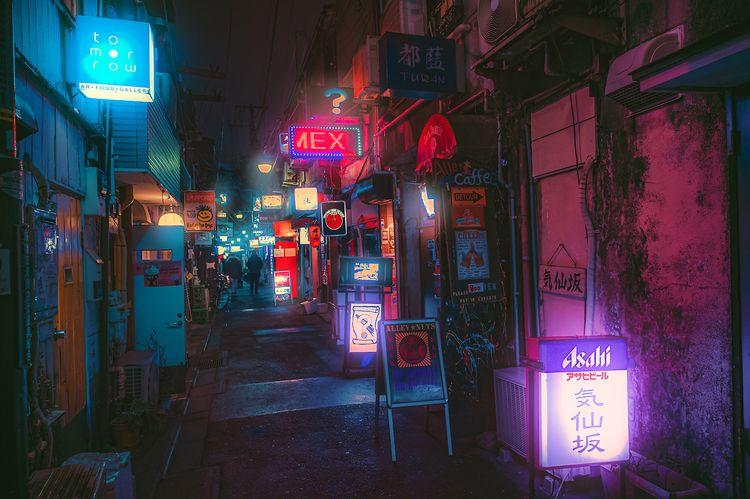 Rabbit Hole III, 2020, Tokyo Ja - anthonypresley   ello