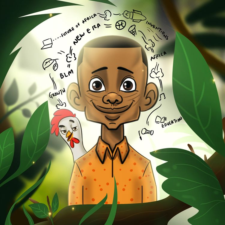 Kids Africa - spartos | ello