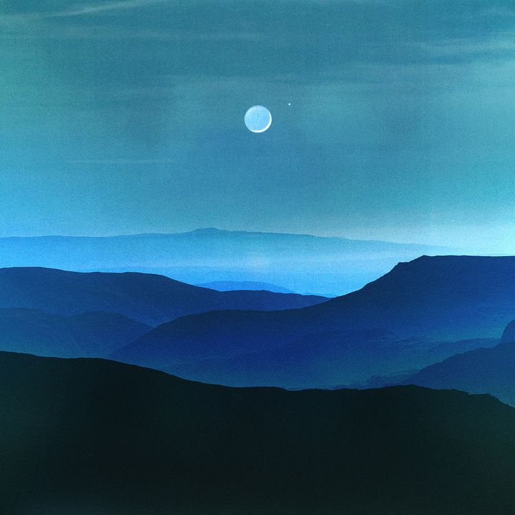 Herm Younger Moon, 2020 Commiss - hermtheyounger | ello