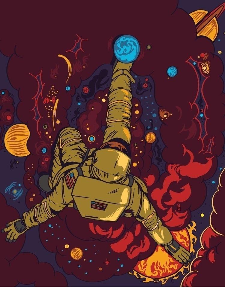 Solar System Kick - thomcat23 | ello