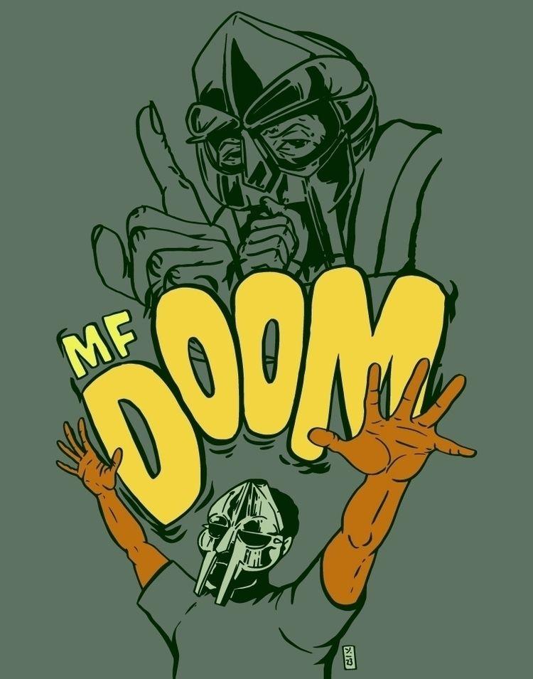 RIP MFDoom - thomcat23 | ello