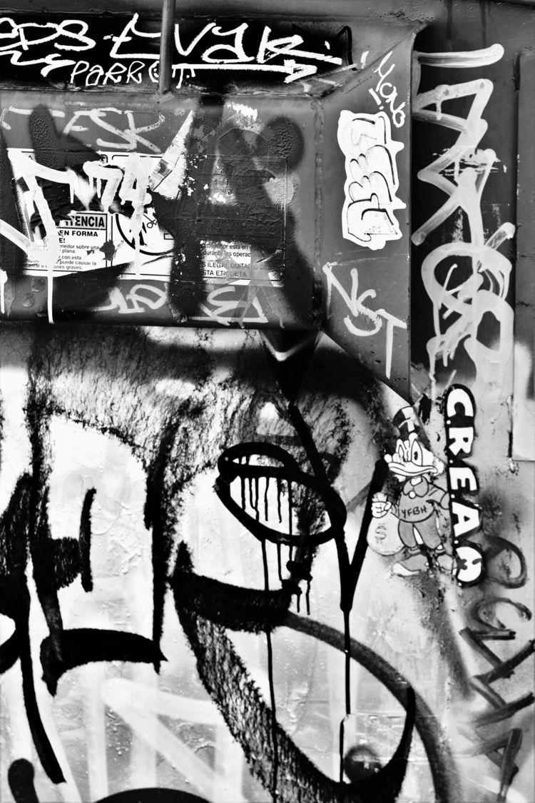 Dumpster Canvas - canosacreations   ello
