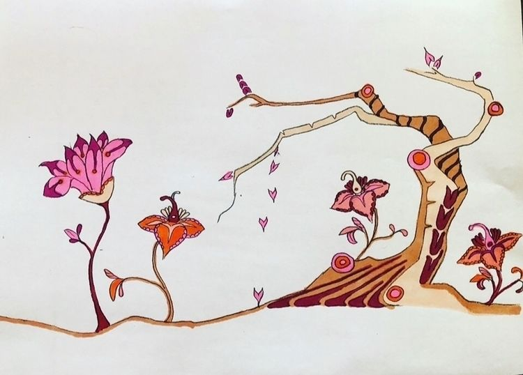 pen doodle - indivisibleby3 | ello