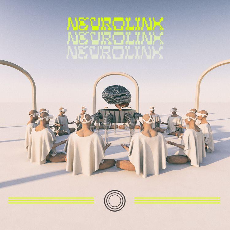 Neurolink - cinema4d, digitalart - alan-tolentino | ello