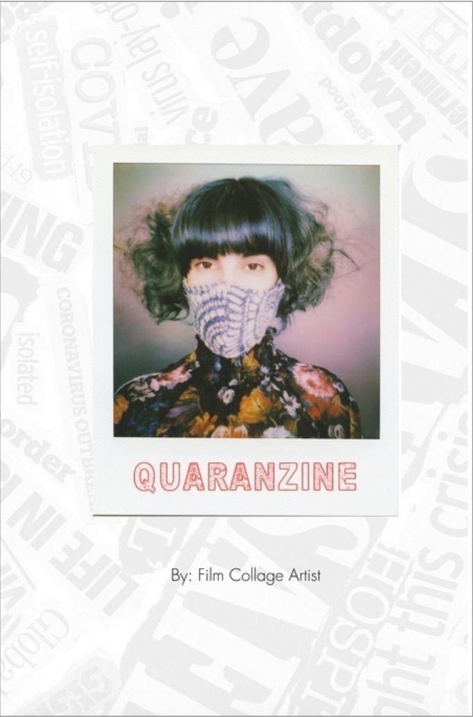 Quaranzine 72 page zine highlig - erbare | ello