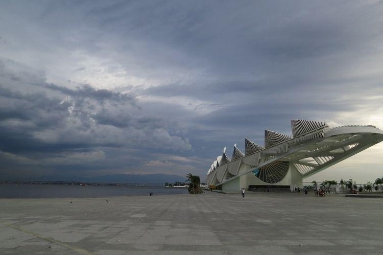 Museo del mañana   - architecture - eduardomicet   ello