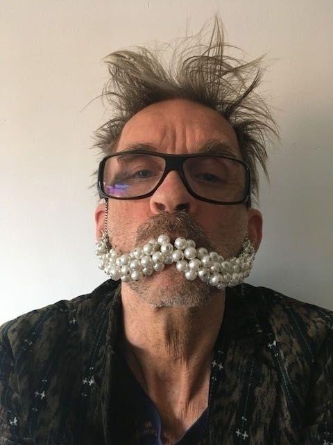 mustache,thinking freddie mercu - soek | ello