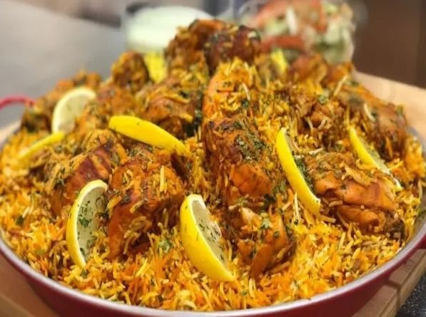 Chicken Tikka pieces cooked bas - welcomerestaurant | ello