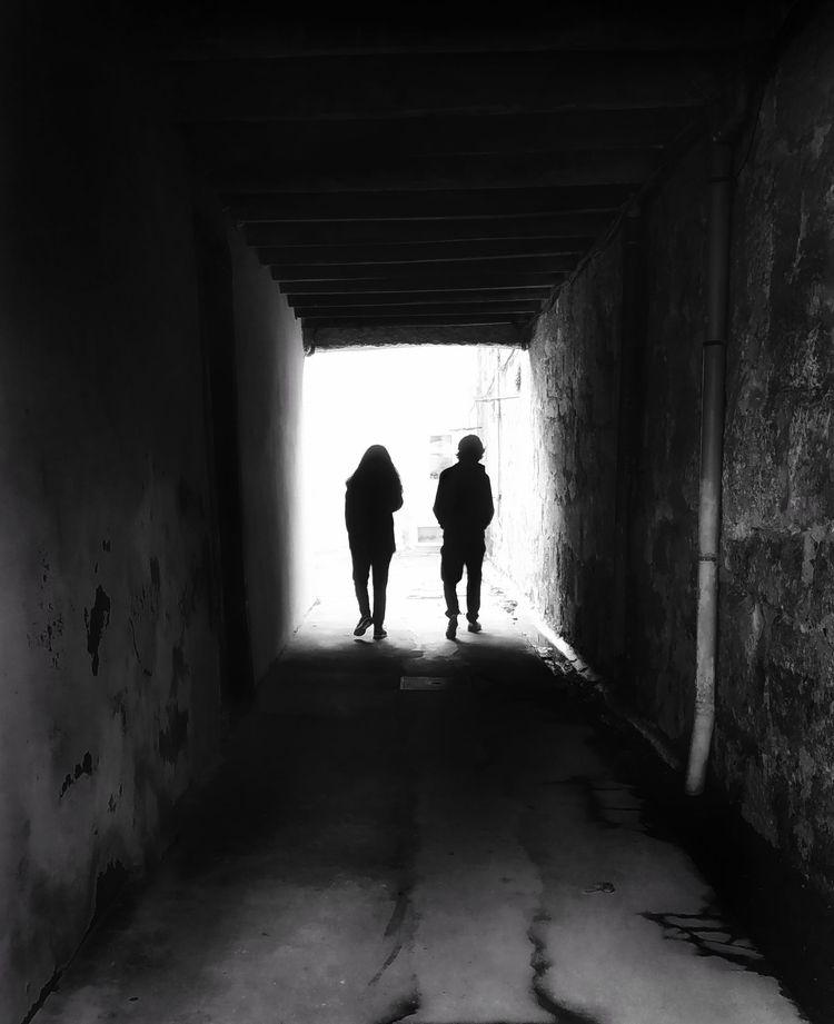 eternity Porto, Portugal - blackandwhite - teresaforever   ello