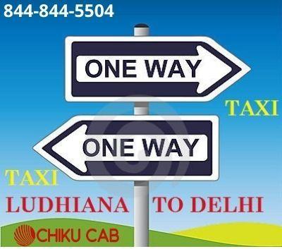 Taxi Ludhiana Delhi-Book Cab se - chikucabpriya | ello