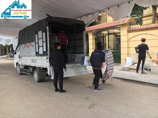Dịch vụ chuyển nhà huyện Củ Chi - chuyennhadainam | ello