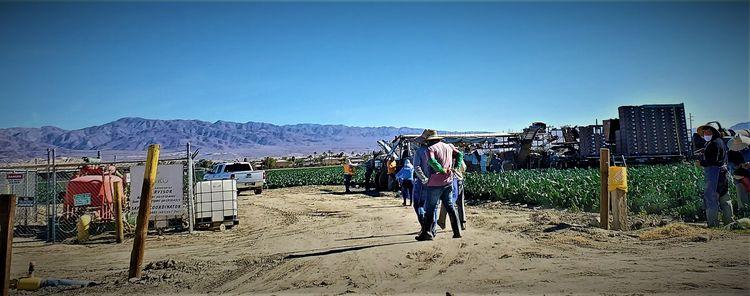 January 2021 workers Indio Cali - roxymoxyart | ello