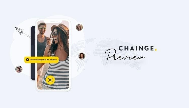 Unfolding power Chainge glimpse - chainge   ello