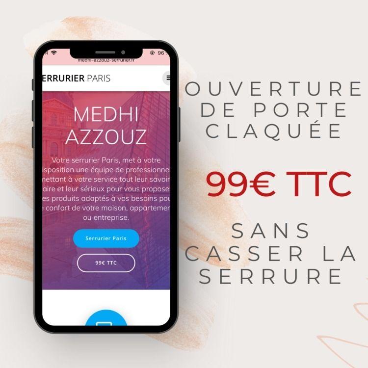 Nous opérons dans tout Paris 75 - serrurierparismedhi   ello