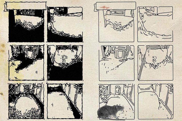 remains worse (Rat) (Michel Hou - plattlandtmann | ello