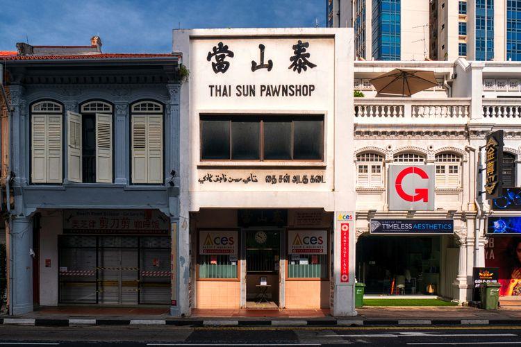 PAWN SHOP, JALAN BESAR, SINGAPO - hjchung | ello