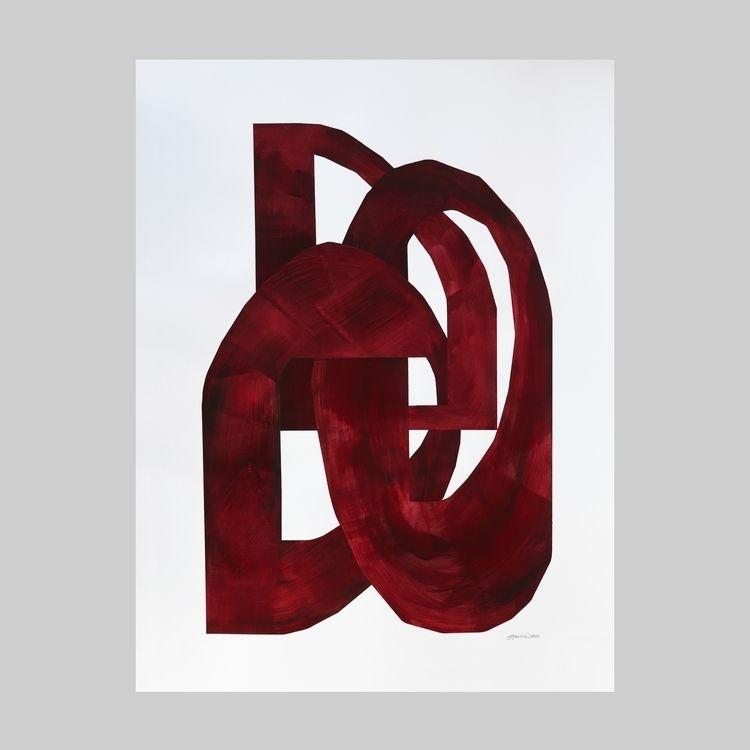 Painting - Acrylic 60×80cm Pape - arnaudenroc | ello