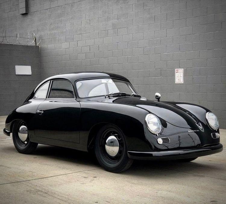 1954 Porsche 356 Coupe - Porsche356 - enriquegalvez | ello