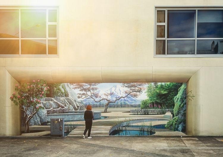 Stepping Conceptual World wall  - peter_kurdulija   ello