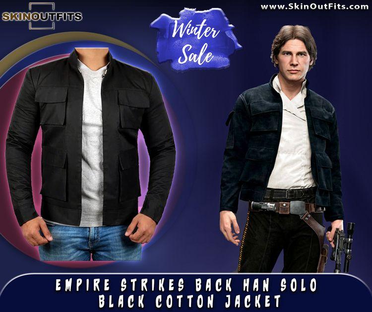 selling item Empire Strikes Han - skinoufits | ello
