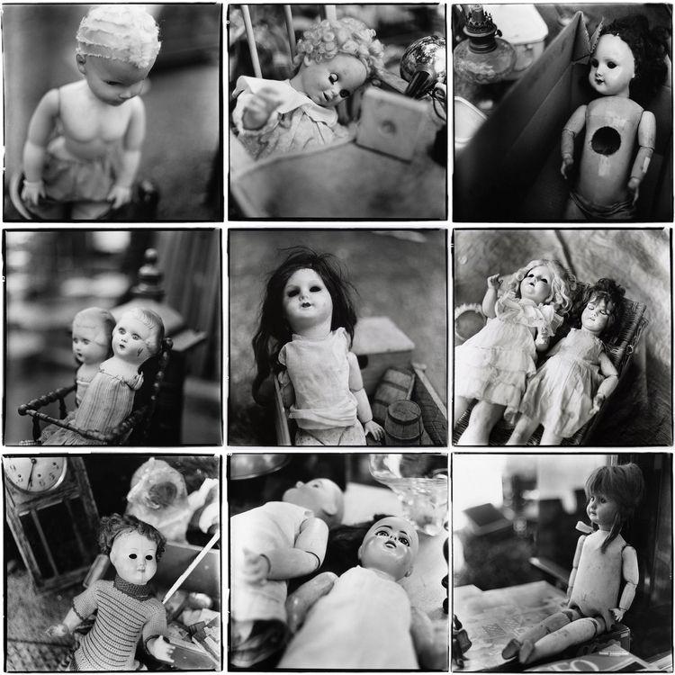 Square Dolls - doll, dolls, gothic - lorseau | ello